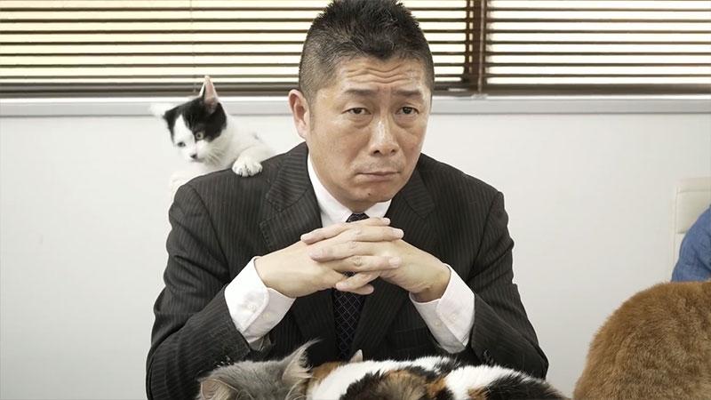 ジャパンネット銀行 ネコ会議